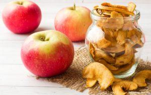 Dörrautomat Apfelringe