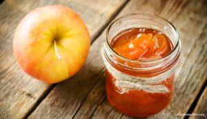 So machen Sie Apfelgelee selber