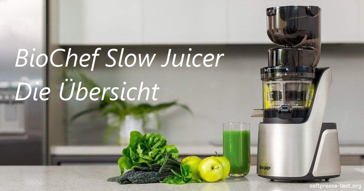 biochef Slow Juicer