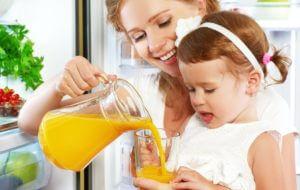 entsafter orangensaft