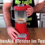 Der KitchenAid Artisan Blender 5KSB5553