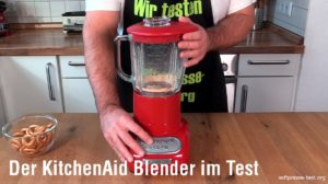 Der KitchenAid Artisan Blender 5KSB5553