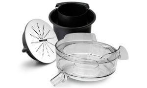 Smoothie Set für Gastroback Entsafter 40127 und 40128
